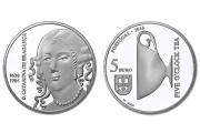 D. Catarina of Bragan�a (Silver Proof)