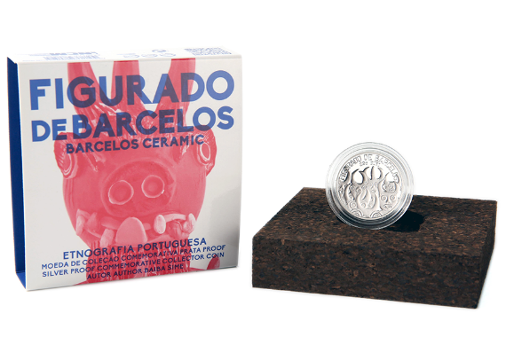 Photo 4 of product Barcelos Ceramic (Silver Proof)