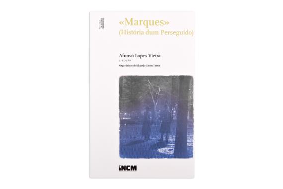 """Foto 1 do produto """"Marques"""" (História dum Perseguido) - 2ª edição"""