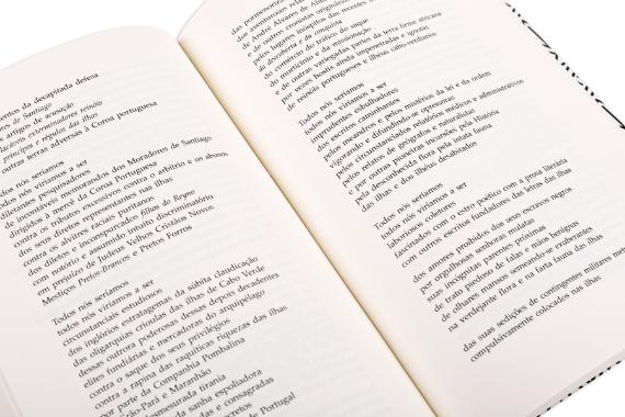 Foto 3 do produto Rememoração do Tempo e da Humidade (Poema de Nzé de Sant'y Ago)