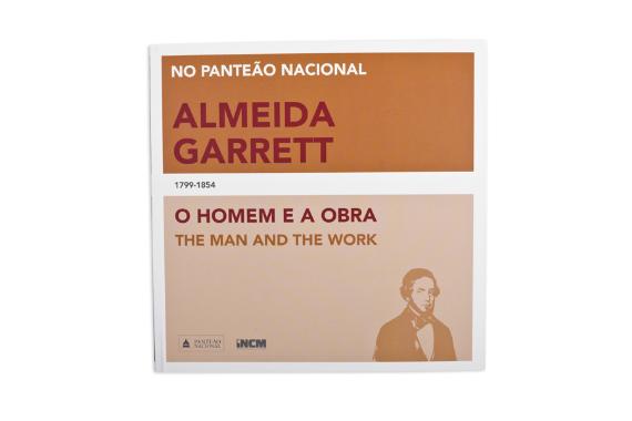 Foto 1 do produto Almeida Garrett (1799-1854) - O Homem e a Obra
