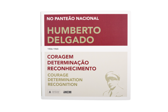 Foto 1 do produto Humberto Delgado (1906-1965) - Coragem, Determinação, Reconhecimento