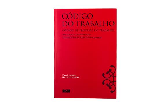 Photo 1 of product Código do Trabalho - 2ª Edição