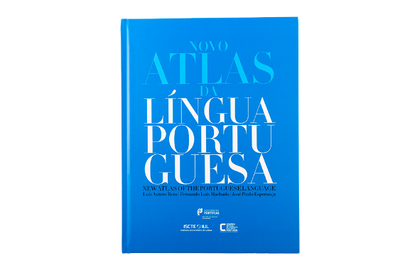 Foto 1 do produto Novo Atlas da Língua Portuguesa