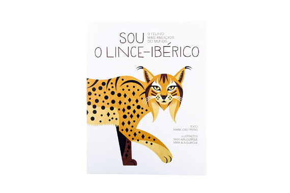 Photo 1 of product Sou o Lince Ibérico - O Felino Mais Ameaçado do Mundo