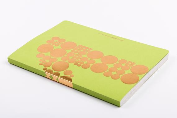 Foto 3 do produto Caderno Verde