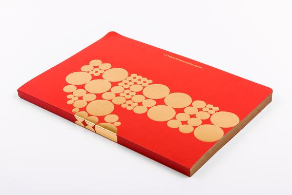 Foto 3 do produto Caderno Vermelho