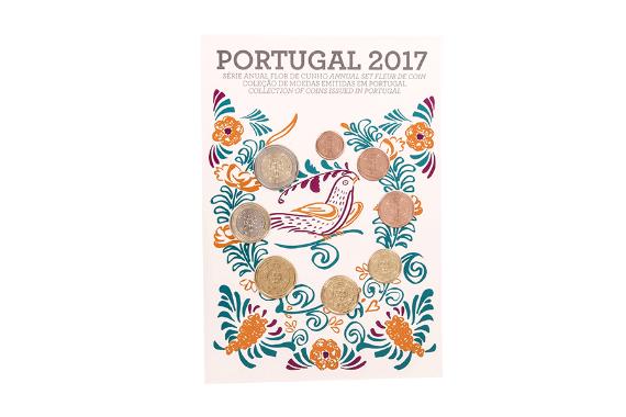 Foto 1 do produto Série Anual 2017 (FDC)