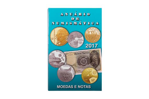 Foto 1 do produto Anuário de Numismática 2017