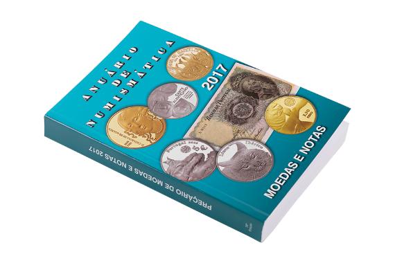 Foto 2 do produto Anuário de Numismática 2017