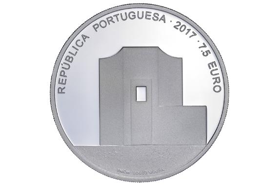 Foto 3 do produto Arquiteto Álvaro Siza (Prata Proof)