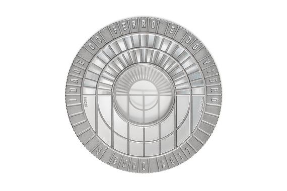 Foto 2 do produto O Ferro e o Vidro (Prata Proof)