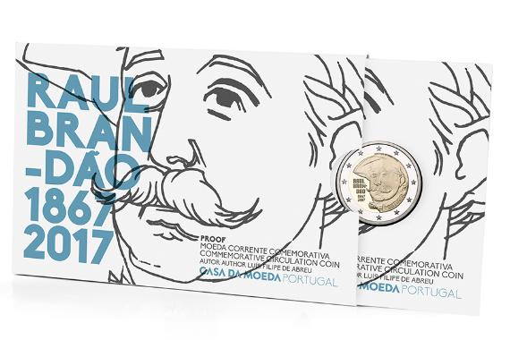 Foto 4 do produto 150 Anos do nascimento de Raul Brandão (Proof)