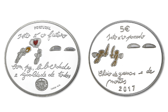 Photo 1 of product The Youth and the Future (Silver Proof)