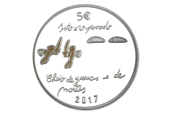 Photo 3 of product The Youth and the Future (Silver Proof)