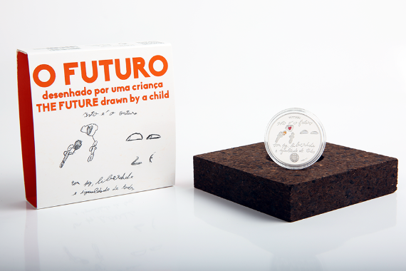 Foto 4 do produto O Futuro (Prata Proof)