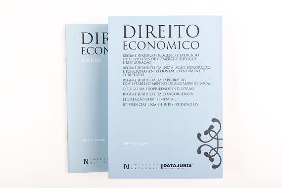 Foto 2 do produto Direito Económico
