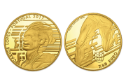 Carlos Lopes (Gold Proof)