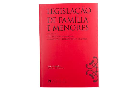Foto 1 do produto Legislação de Família e Menores - 3ª edição revista e atualizada