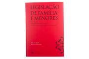 Foto do produto Legislação de Família e Menores - 3ª edição revista e atualizada