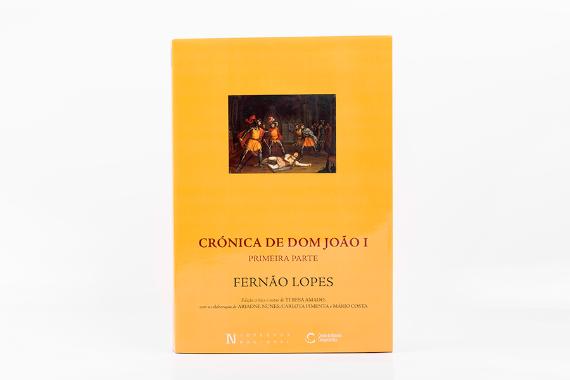 Foto 1 do produto Crónicas de D. João I - 1ª parte