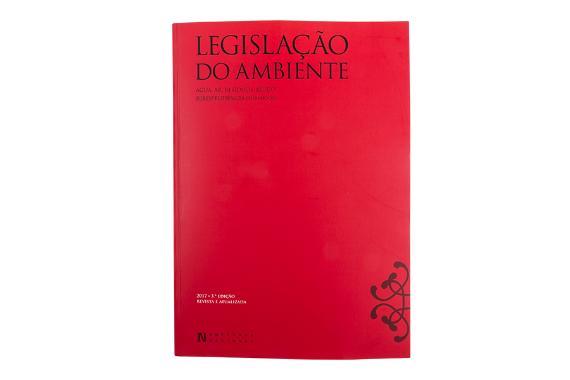 Foto 1 do produto Legislação do Ambiente - 3ª Edição Revista e Atualizada