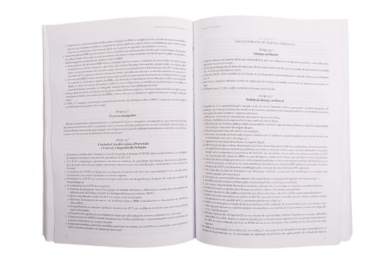 Foto 3 do produto Legislação do Ambiente - 3ª Edição Revista e Atualizada