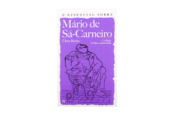 Foto 1 do produto O Essencial sobre Mário Sá-Carneiro (Nº 8)