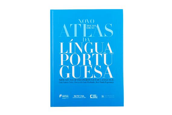 Foto 1 do produto Novo Atlas da Língua Portuguesa - 2ª Edição