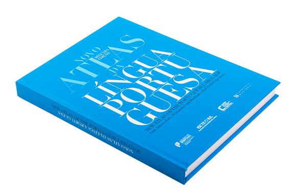 Foto 2 do produto Novo Atlas da Língua Portuguesa - 2ª Edição