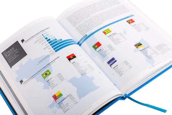 Foto 4 do produto Novo Atlas da Língua Portuguesa - 2ª Edição