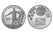 FIFA World Cup 2018TM (Silver Proof)