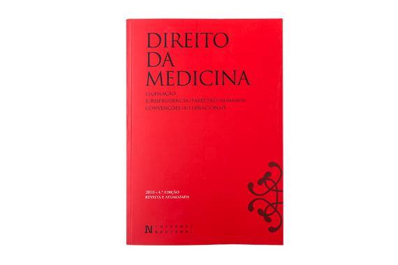 Photo 1 of product Direito da Medicina - 4ª edição (Revista e Atualizada)