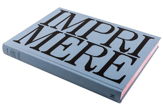 Foto 2 do produto Imprimere, Arte Processo nos 250 da Imprensa Nacional