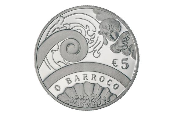 Foto 2 do produto O Barroco (Prata Proof)