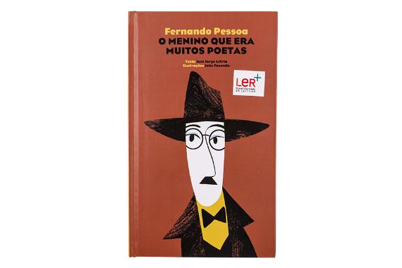 Foto 1 do produto Fernando Pessoa - O Menino que Era Muitos Poetas