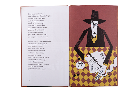 Foto 5 do produto Fernando Pessoa - O Menino que Era Muitos Poetas
