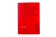 Código da Insolvência e da Recuperação de Empresas - 3.ª edição revista e atualizada