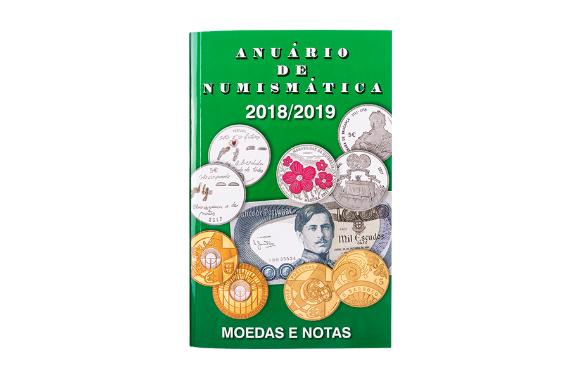 Foto 1 do produto Anuário de Numismática 2018-2019