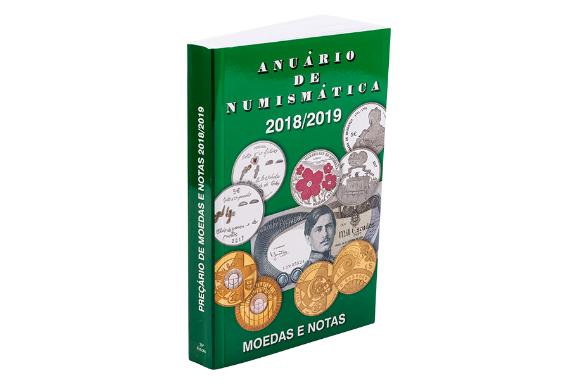Foto 5 do produto Anuário de Numismática 2018-2019