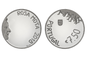 Rosa Mota (Silver Proof)