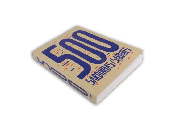 Foto 2 do produto 500 Sardinhas/Sardines - 2ª Edição