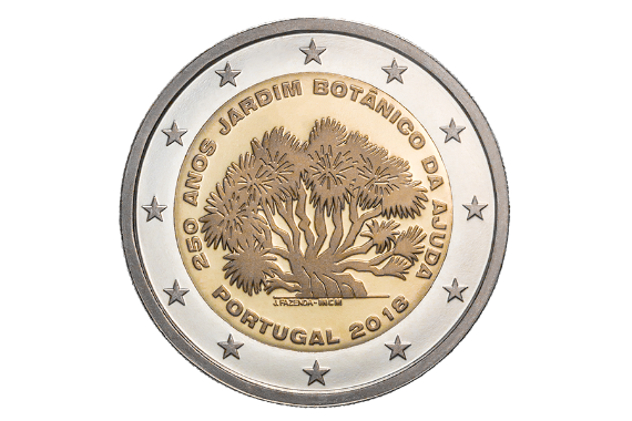 Photo 2 of product 250Th Anniversary Of Ajuda Botanical Garden, Lisbon (Proof)