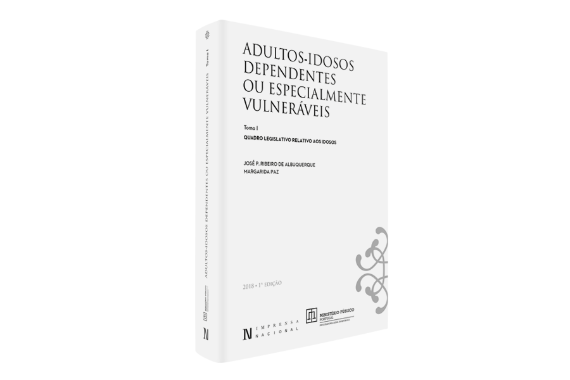 Photo 1 of product ADULTOS - IDOSOS DEPENDENTES OU ESPECIALMENTE VULNERÁVEIS - VOL. I