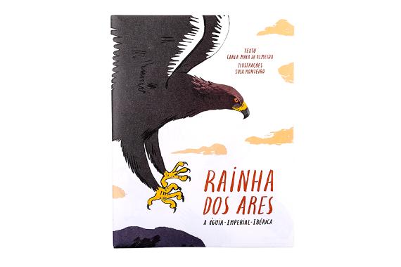 Foto 1 do produto Rainha dos Ares A Águia-Imperial-Ibérica