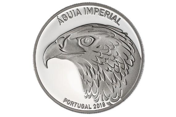 Foto 2 do produto A Águia Imperial (Prata Proof)