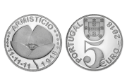 100 Years of the Armistice (Silver Proof)