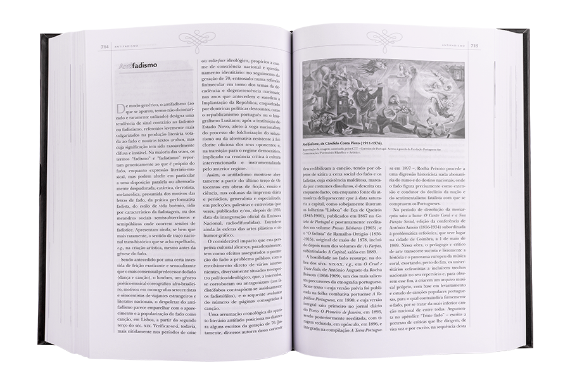 Foto 3 do produto Dicionário Dos Antis A Cultura Portuguesa Em Negativo - Volumes 1 e 2