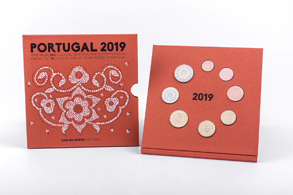 Photo 1 of product Annual Mint Set 2019 - BU (Brilliant Uncirculated)