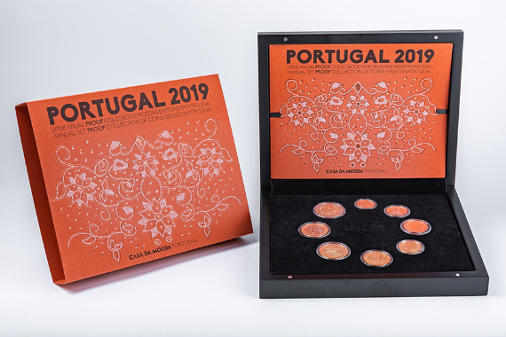 Photo 2 of product Annual Mint Set 2019 (Proof)